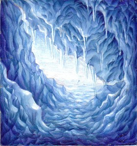 Frozen_cave_by_CORinAZONe