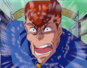 I know, Kuwabara! It IS upsetting.