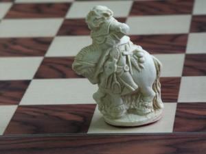 WhiteKnight-chesspiece