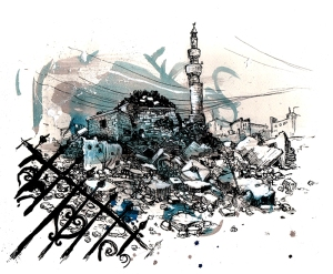 Artist -  Molly Crabapple
